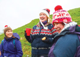 ENJOY A FESTIVE STROLL, WITH RAMBLERS FESTIVAL OF WINTER WALKS