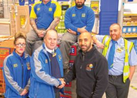 Leeds Housing Charity Lands National Prize