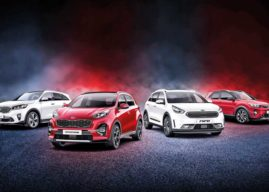 KIA STARTS 2019 WITH A WIDE RANGE  OF OFFERS