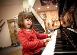 FREE MUSIC LESSONS FOR ALL INITIATIVE COMING TO LEEDS