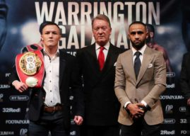 WARRINGTON V GALAHAD – JUNE 15TH – LEEDS ARENA