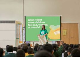 NSPCC Helps More Than 23,000 Children To Speak Out And Stay Safe In West Yorkshire