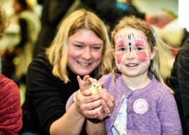 FARMING FUN FOR FAMILIES AT SPRINGTIME LIVE