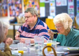 YORKSHIRE CHARITY SEEKS LOCAL PROJECTS SOLVING LONELINESS WITH FOOD