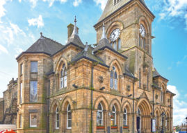 Yeadon Town Hall Given A New  Lease Of Life