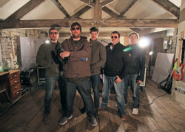 OASIS TRIBUTE BAND  MAD FERRITS CHARITY SHOW
