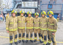 Six On-Call Firefighters Among The Latest New Recruits To Graduate!