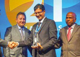 Bradford Doctor Receives International Award