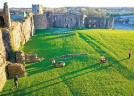 Historic Project Looks Under Richmond Castle