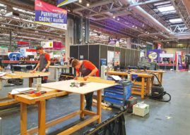 TRADESPEOPLE OF THE FUTURE COMPETE AT YORKSHIRE COLLEGES