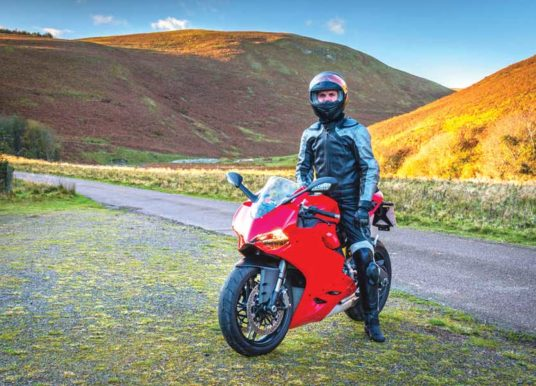 WE CAN ALL HELP TO REDUCE MOTORCYCLE CASUALTIES, SAYS GEM