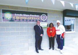 Leeds Glass Pavillion At Crossgates  Cricket Club