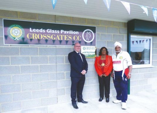 Leeds Glass Pavillion At Crossgates  Cricket Club