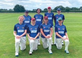 St Chad's Broomfield Ladies Cricket Club Knocked For Six By Thomas Coombs Sponsorship