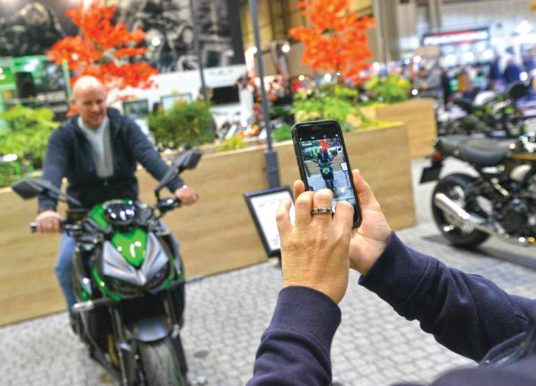 BRING YOUR NON-MOTORCYCLING MATE TO MOTORCYCLE LIVE 2019 FOR FREE