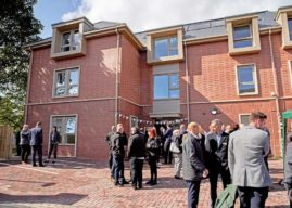 Leeds' Pioneering Residential Alcohol Recovery Centre Now Open