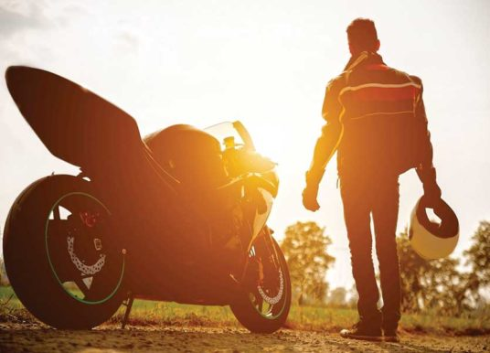 TOP TIPS FOR NEW RIDERS