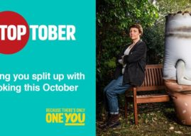 Stoptober Is Back – Are You Ready For The Challenge?