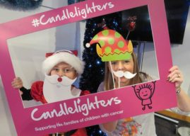 Tickets on sale for the Candlelighters Christmas Raffle!