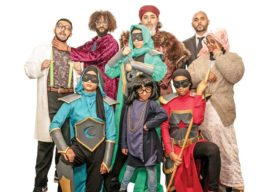 Smash Hit Muslim Pantomime To Tour UK