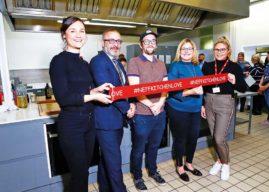 New Community Kitchen At Kentmere Community Centre