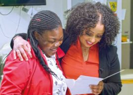 Blood Donor And Her Recipient Brought Together For Emotional Sickle Cell Donor Appeal