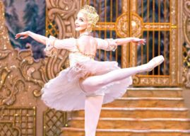 The Royal Ballet's Festive Favourite The Nutcracker Is Broadcast in UK Cinemas