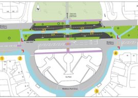 OPPORTUNITY FOR PEOPLE TO HAVE THEIR SAY ON PLANS FOR NEW BUS INTERCHANGE AT MIDDLETON CIRCUS  IN SOUTH LEEDS