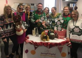 Day of festive fun to raise funds for Harrogate NHS charity
