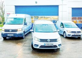 VW COMMERCIAL  VEHICLES HELP FIND  TRADESMEN OF THE FUTURE
