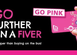 Frozen MCard Prices Mean Bus Users Can Still Go Further For A Fiver
