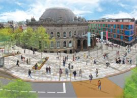 Approved £21.5million Corn Exchange Improvements