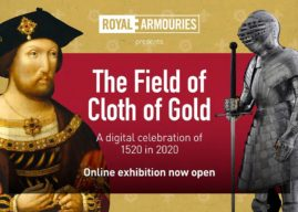 Royal Armouries launches first online exhibition, The Field of Cloth of Gold