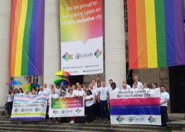 Leeds City Council marks 15 years since the first Leeds Pride