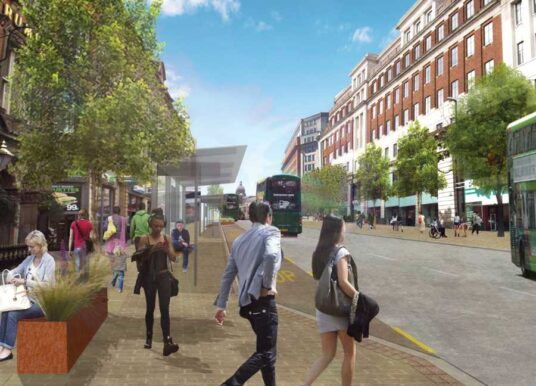 New Animation Shows How £30m Headrow Scheme Will Look When Finished