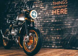 THE LANGEN TWO STROKE, A BRAND NEW MOTORCYCLE