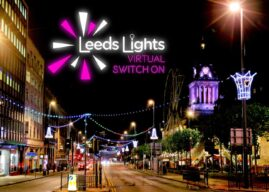 Line-up announced for city's first ever virtual Christmas lights switch-on