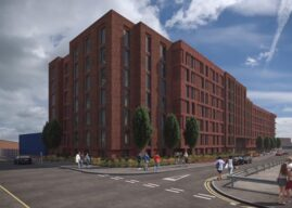 New Leeds student residence and art space gains planning permission