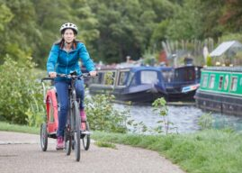 Cycling and walking 'off-highway' routes see 60% user surge in 2020