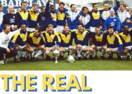 LEEDS UNITED'S 1992 TITLE WINNING SQUAD TO REUNITE AT SCARBOROUGH SPA