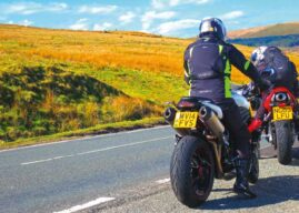 We Can All Help To Reduce Motorcycle Casualties