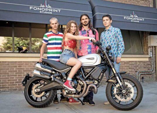 Scrambler Ducati Live Is Online