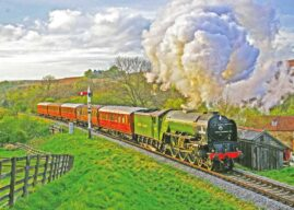 NYMR Announces Guest Locomotives For Return Of Popular Steam Gala
