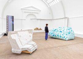 Exhibition Reveals Hidden History Of Gallery's Stunning Arts Space
