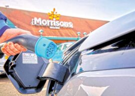 Morrisons To Expand Largest Network Of Ultra-Fast Electric Car Charging Points