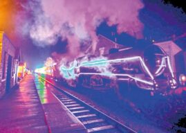 FAMILY FUN THIS OCTOBER HALF TERM  AT THE NYMR